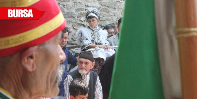 Bursa'da 700 yıllık gelenek!