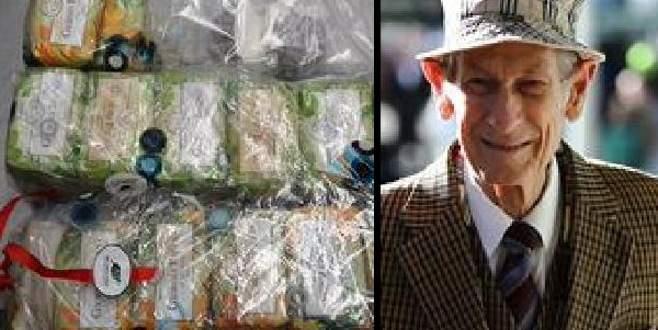Dünyanın en yaşlı uyuşturucu taciri
