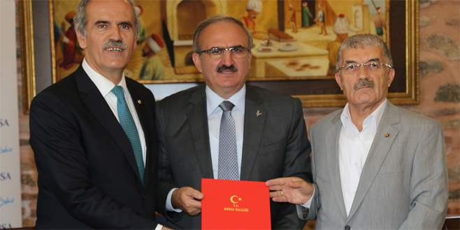 Bursa'ya dev eğitim tesisi