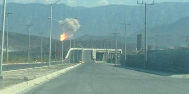 Meksika'da gaz boru hattında patlama