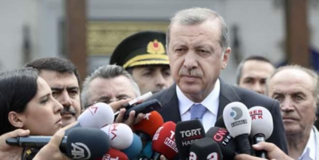 Cumhurbaşkanı Erdoğan'ın başyaveri değişti