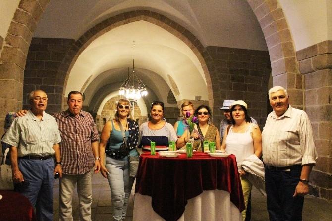 Turistler, Battalgazi'ye Hayran Kaldılar
