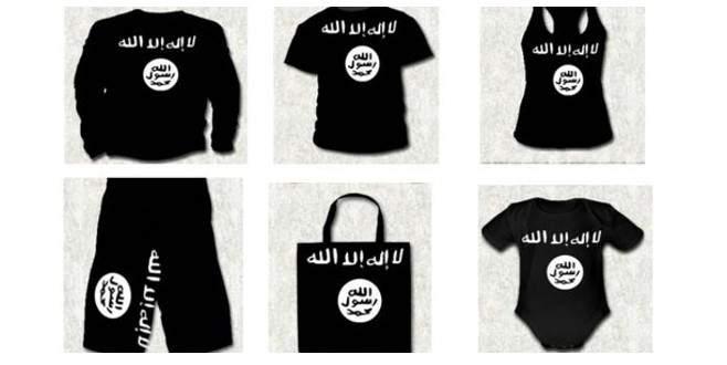 IŞİD'den marka yaratmak isterken tutuklandı!