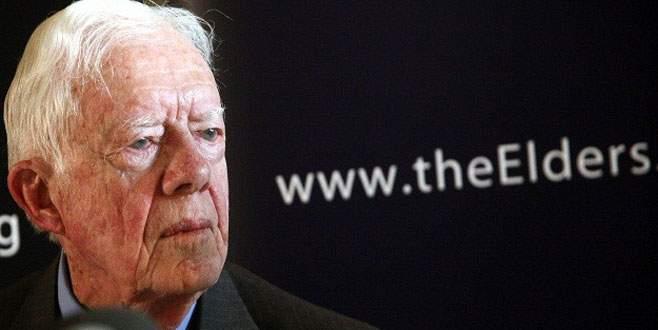 Eski ABD Başkanı Carter, kanser olduğunu açıkladı