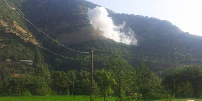 Ağrı'da çatışma: 3 PKK'lı ölü ele geçirildi