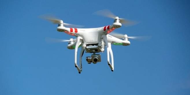Drone ile cezaevine cep telefonu sokmak istediler