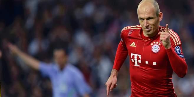 Fenerbahçe'den Robben açıklaması