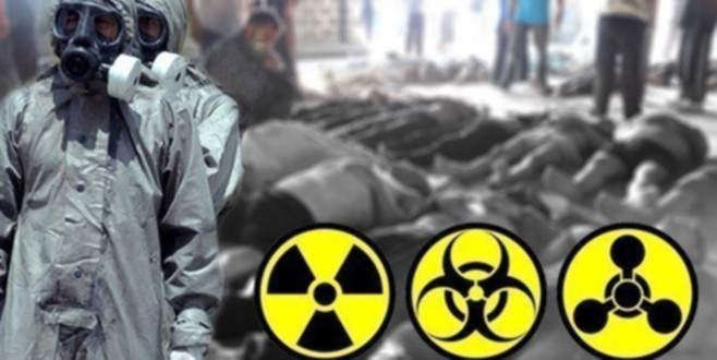 'Kimyasal silah iddialarını takip ediyoruz'