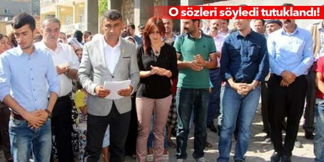 Şırnak'ta DBP'li 2 yönetici tutuklandı