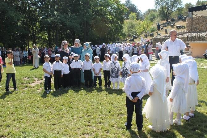 Tosya'da 1100 Kuran Kursu Öğrencisi Şenlik Yaptı
