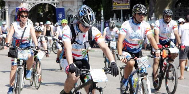 Bursa Bisiklet Festivali start aldı