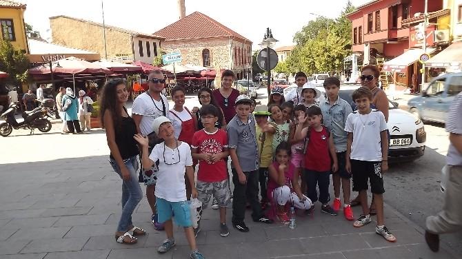 Odunpazarı'nın Ankaralı Minik Konukları