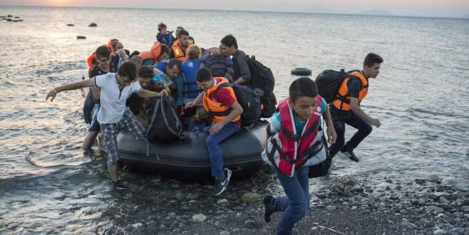 Mültecilere yolcu gemisi