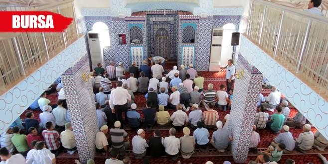 Çepni Camii açıldı