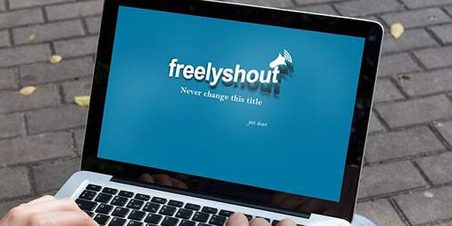 Yerli Freelyshout'a destek