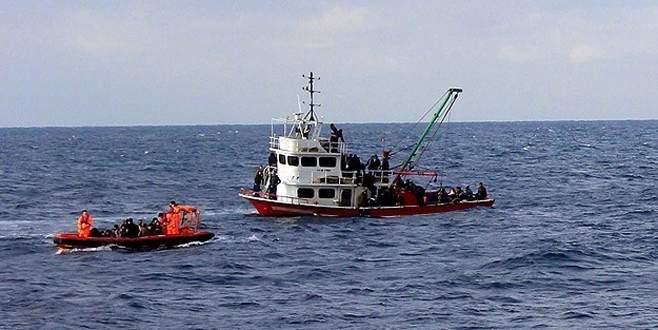 Akdeniz'de trajedi: 40 ölü