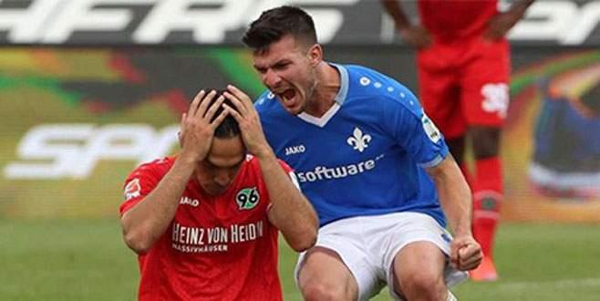 Alman ligindeki maça Türk damgası!