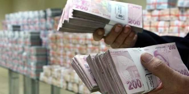 Milyonerlerin bankadaki parası 550 milyar lirayı geçti!