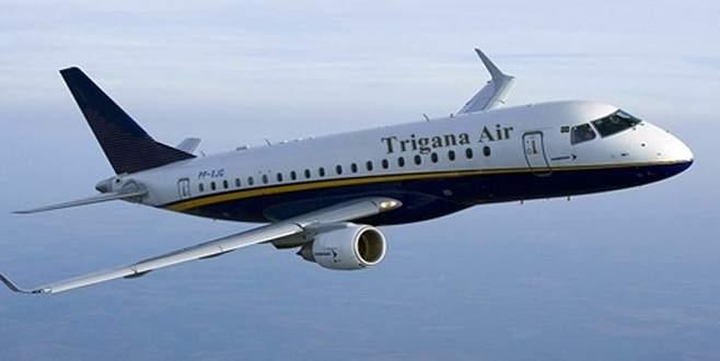 Kaybolan uçağın enkazına ulaşıldı