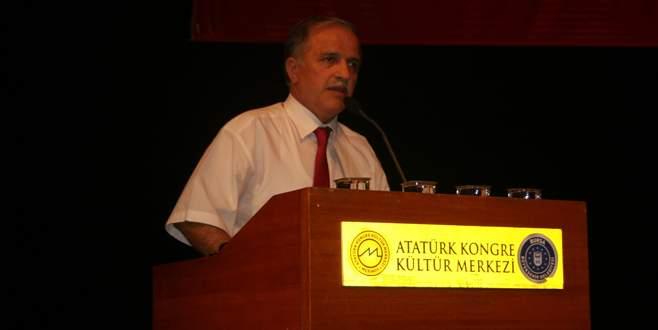 DAĞDER'in 17. başkanı Ali Kaya