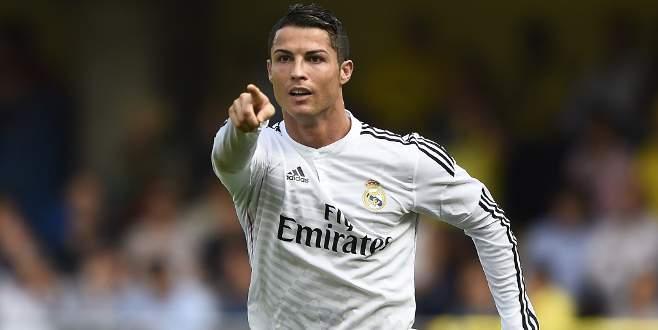 Türk öğrenci Ronaldo'yla staj yapacak
