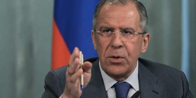 'Esad'ın istifası ön şart olamaz'