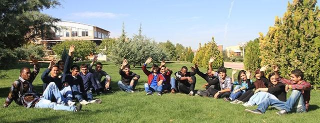 İnönü Üniversitesi, Yabancı Uyruklu Öğrencilerin Gözdesi Oldu