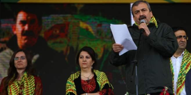 HDP'lilerin PKK mesajları çıldırttı