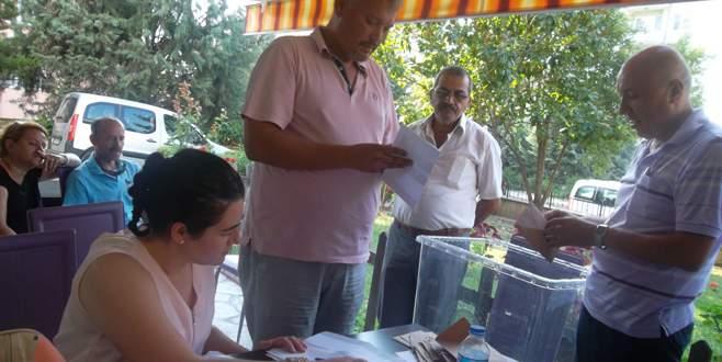 CHP'de delege seçimleri sürüyor