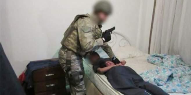 'Başkent'te PKK operasyonu