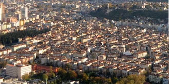 Türkiye'deki yapıların yüzde 67'si ruhsatsız