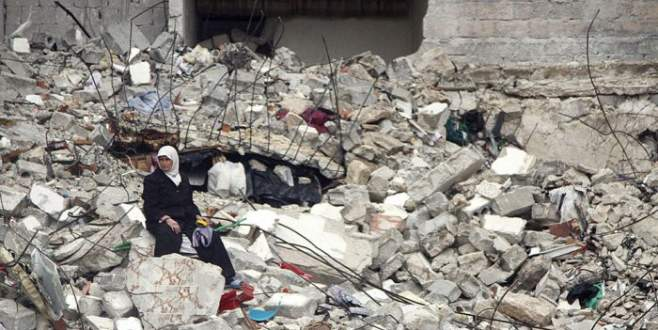 İşte Suriye'deki savaşın bilançosu