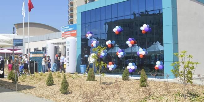 Altınşehir iletişim merkezi hizmette