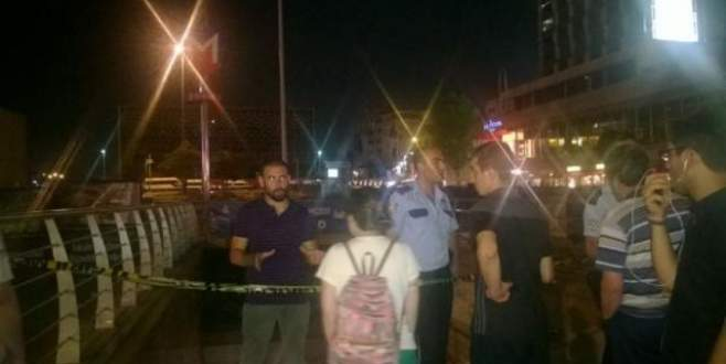Taksim metrosunda bomba paniği!