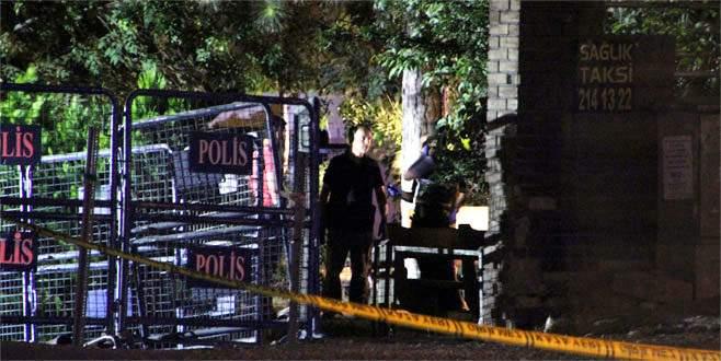 AK Parti binası yakınında patlayıcı dolu çanta