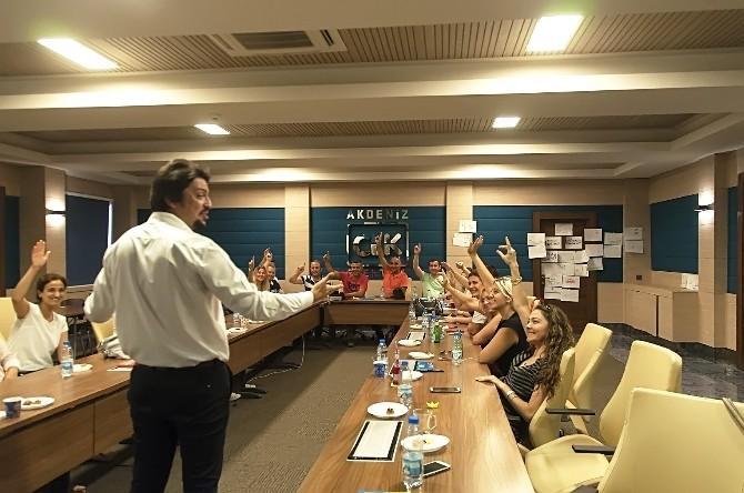 CLK Akdeniz Elektrik'te Kurumsal Eğitim