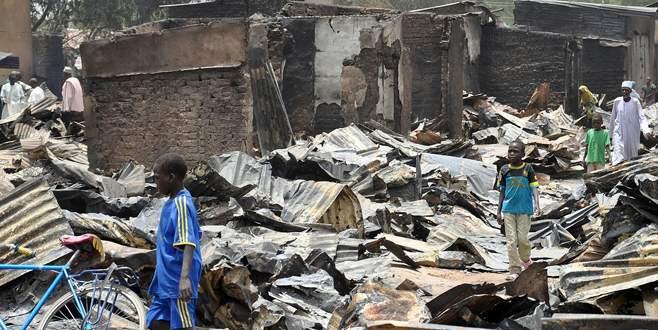 Boko Haram katliamı: 150 ölü