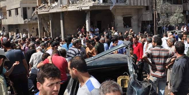 Halep'te TL tartışması