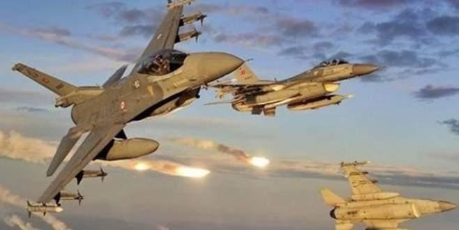 PKK kamplarına hava operasyonu
