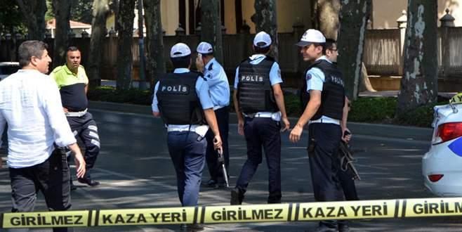 Dolmabahçe saldırganlarının kimlikleri belli oldu