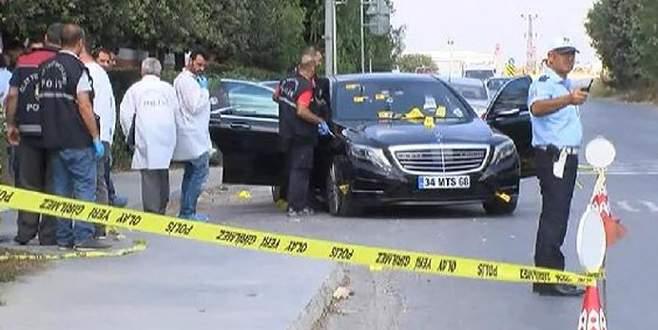 Star Medya Grup Başkanına silahlı saldırı