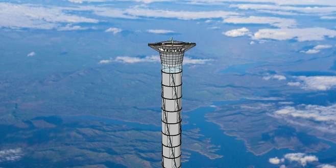 Uzaya seyahatte 'asansör' dönemi