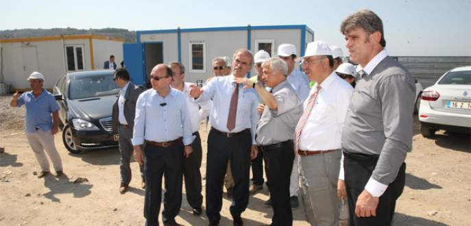 Mudanya'ya 100 milyon liralık yatırım