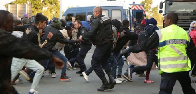 Göçmen krizine polisiye çözüm
