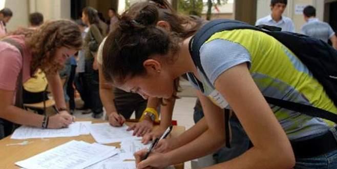 Üniversite adayları dikkat! Bugün son gün