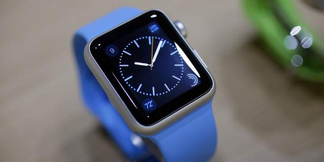 Apple Watch'a hack şoku