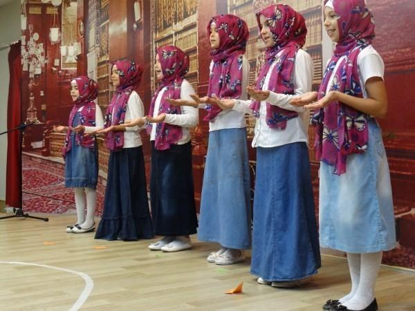 Odunpazarı'nda Yaz Kur'an Kursu Çocuk Şenliği