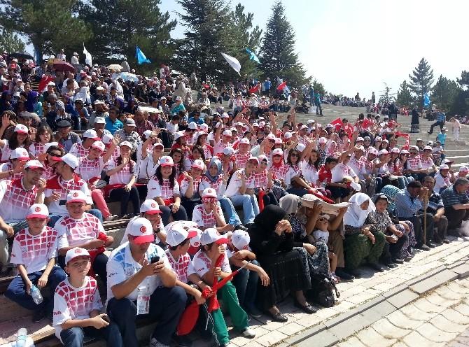 Gedizli 180 Genç Dumlupınar'dan Zafertepe'ye Yürüyecek