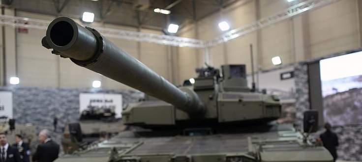Savunmada hedef yurt dışı pazarlar