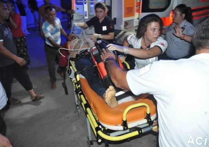 Elektrik Akımına Kapılan Gencin Kalbi Durdu